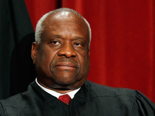 Clarence Thomas invokes comparison to slavery in raging gay-marriage dissent