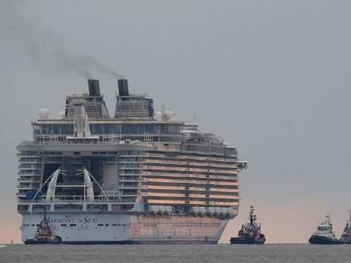 A 16-year-old died on a cruise ship after falling off a balcony
