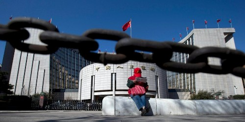 China's central bank just took the next step in arming itself for the global trade war