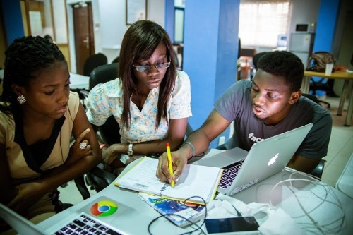This startup pays young people in Africa to learn to code and connects them with Fortune 500 companies