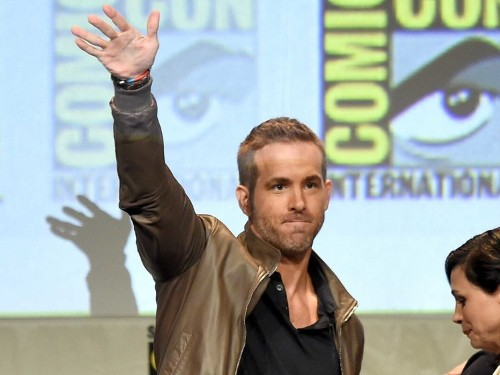 Ryan Reynolds says the 'Deadpool' movie is happening because of the fans
