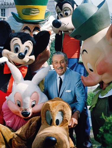 Vintage photos and drawings of Disneyland show how it went from Walt Disney's pipe dream to 'The Happiest Place on Earth'