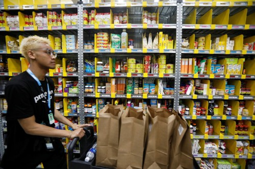 Google and Walmart are joining forces to take on Amazon