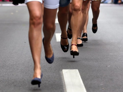 11 hacks that will make walking in heels less painful