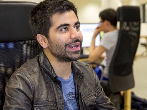 Andreessen Horowitz has invested $20 million in a British company that builds 'virtual worlds'