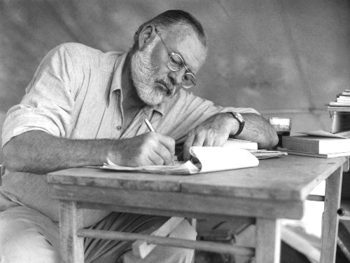 13 books Ernest Hemingway thought every young writer should read - Business Insider