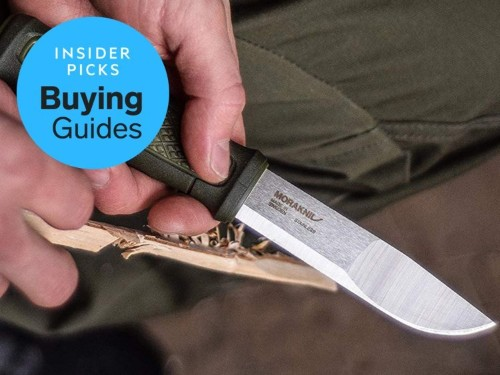 The best bushcraft and survival knives you can buy