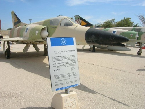 This Israeli ace pilot fought off 11 enemy jets alone