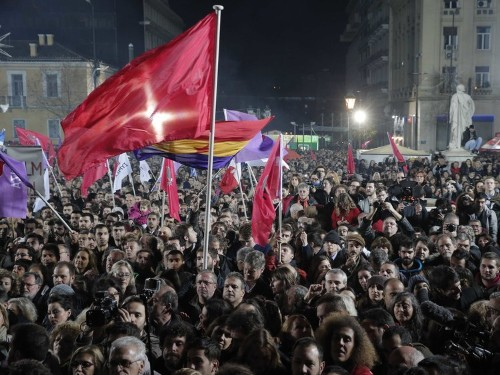 Greece's Radical Anti-Austerity Movement Just Won Power: Here's What Happens Now