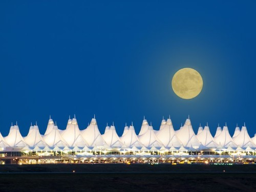 People have all sorts of conspiracy theories about Denver's airport — here's why
