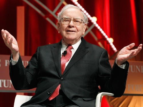 Warren Buffett's 12 predictions on bitcoin, table tennis and his death