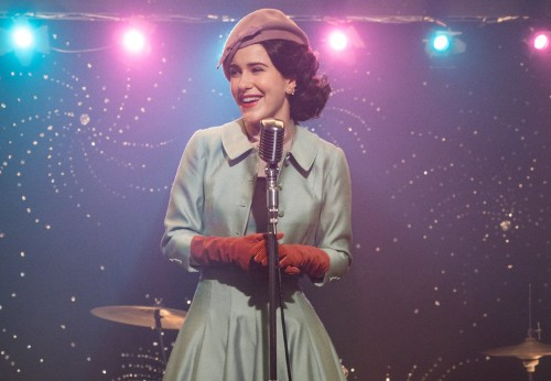 Amazon sold 30-cent gas to promote 'Marvelous Mrs. Maisel' but ended up creating a massive traffic jam