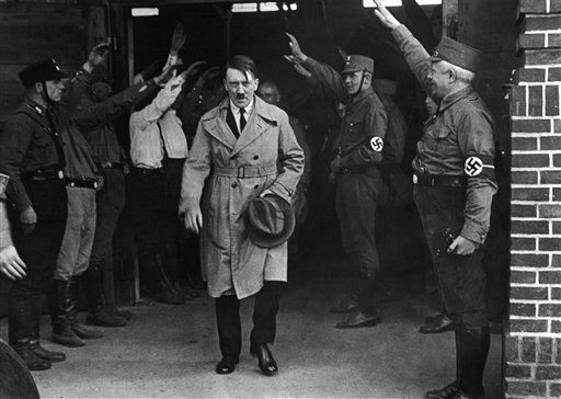 Newly published documents reveal that Hitler received special treatment in prison