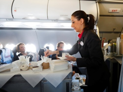 Flight attendants describe physical abuse from passengers in survey