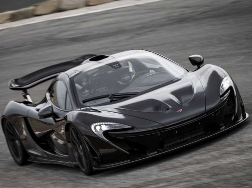 McLaren Could Replace Windshield Wipers With A Sound-Based Force Field
