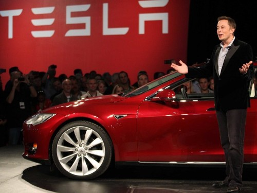 Elon Musk just shared new details about Tesla's car-sharing service of the future