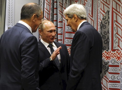 Putin created 'new rules of the game' in Syria