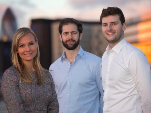 A 'robo-advisor' startup founded by a team of ex-Goldman Sachs employees is coming to the UK to take on Nutmeg