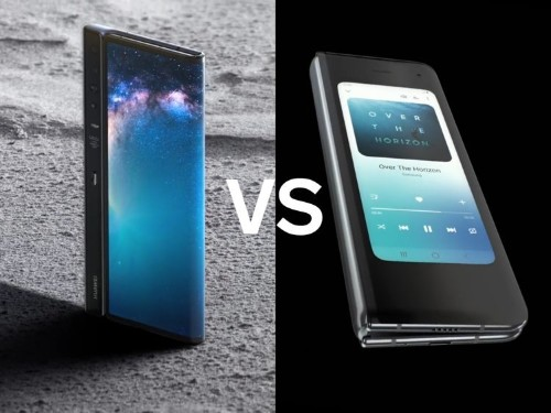 We compared the Samsung Galaxy Fold with the Huawei Mate X — and the winner was clear