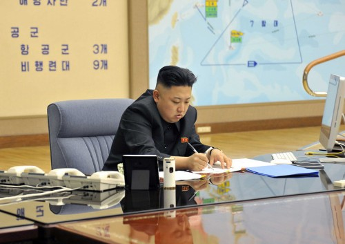 North Korea Releases New Photos That Reveal Its 'US Mainland Strike Plan' In The Background