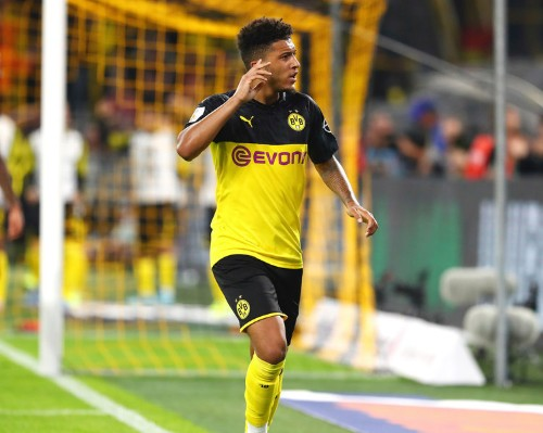 Jadon Sancho, 19, was once compared to Neymar — he's now worth more