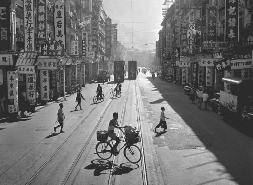 15 vintage photos that show what Hong Kong looked like in the 1950s and 1960s