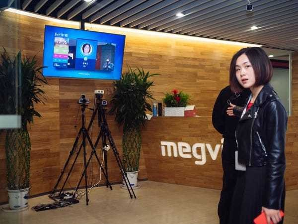 China facial recognition tech company: Megvii, FacePlusPlus - Business Insider