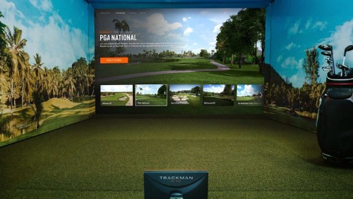 Trump reportedly has a $50,000 golf simulator in the White House, but that's just the starting price for these luxury setups
