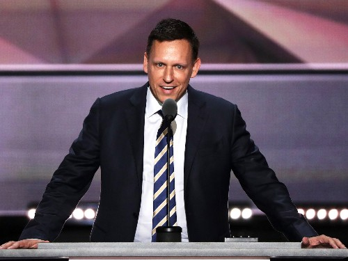 Peter Thiel's VC firm Founders Fund announces Hereticon