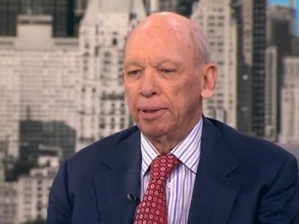 Byron Wien Predicts A Huge Year For Stocks In His '10 Surprises For 2015'