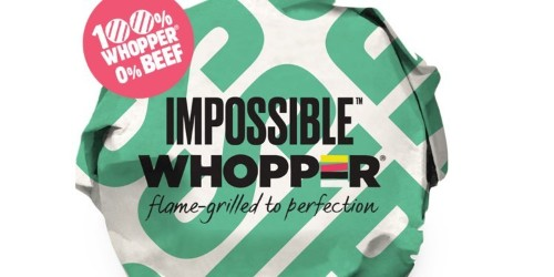 I'm a meat-eater, and I tried the new Impossible Whopper from Burger King — here's my verdict