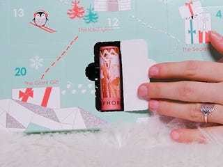 A look inside Sephora's $45 Advent calendar - Business Insider