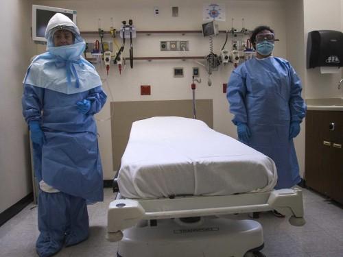 New York City Prepares For Ebola