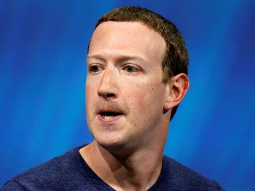 Mark Zuckerberg says Facebook is in an 'arms race' to snuff out election interference
