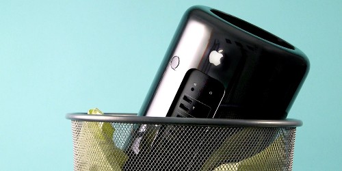 Why Apple's Mac Pro 'trash can' was a colossal failure