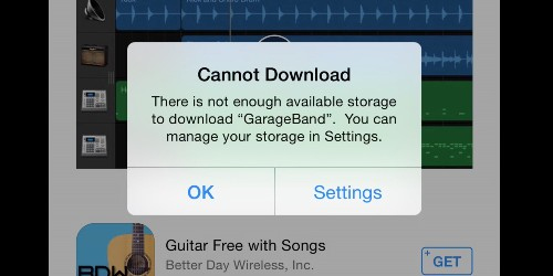 How to clear out a ton of space on your iPhone superfast