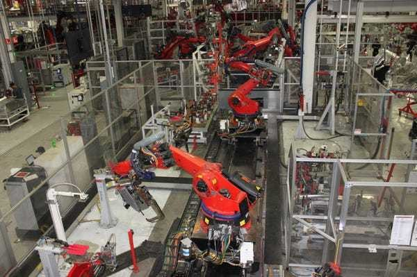 Tesla vs. other car companies: How their factories compare globally - Business Insider