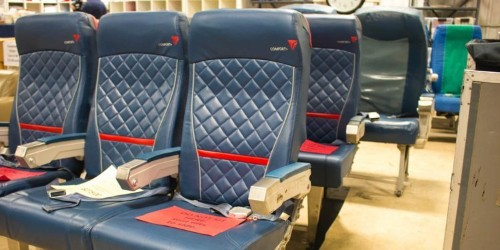 Delta has a monthly warehouse sale with everything from old seats to airplane toilets — here's all the vintage aviation gear you can buy