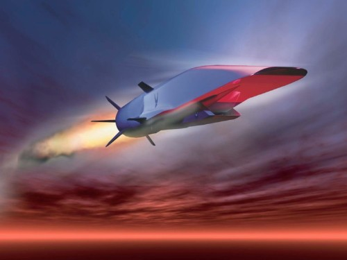 DARPA sees future wars won with hypersonic weapons and artificial intelligence
