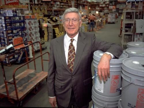 Meet Bernie Marcus, the billionaire founder of Home Depot