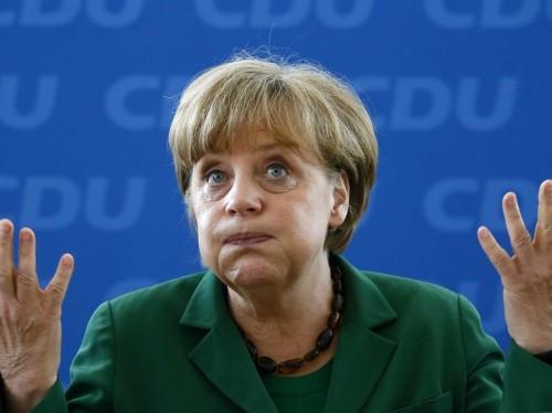 Here's the challenge Angela Merkel faces