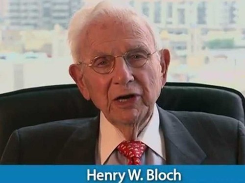 H&R Block's Co-Founder Is Grateful For Their First 8 Years Of Struggle