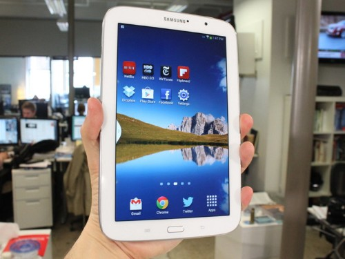 Galaxy Note 8.0 Review: Can Samsung Challenge Apple In Tablets Too?