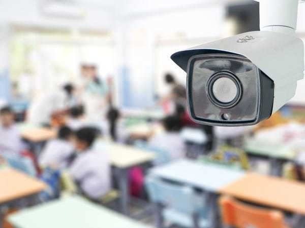 A school used facial recognition to illegally record class attendance - Business Insider