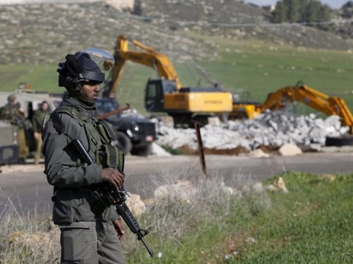 UN Chief: Israel's new law on settlements is a 'contravention of international law'