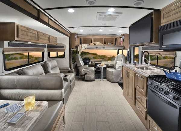 These are the 7 best RVs on the market for under $150,000 - Business Insider