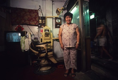 A renegade photographer got inside this lawless Hong Kong community that was 119 times denser than New York City