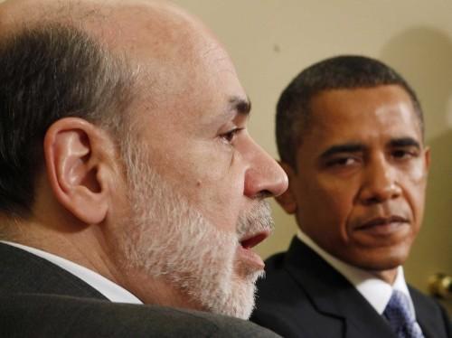 FORMER FED GOVERNOR: Obama 'Basically Fired Ben Bernanke On The Spot'