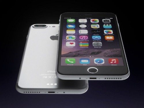 This is what Apple's iPhone 7 will probably look like