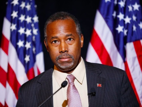 Nobody knows why Ben Carson is still running for president